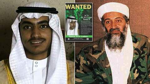 """ترامب يؤكد مقتل حمزة الابن 15 لأسامة بن لادن مؤسس """"القاعدة"""""""