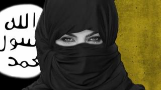 """الكشف عن أخطر امراة في صفوف """"داعش"""""""