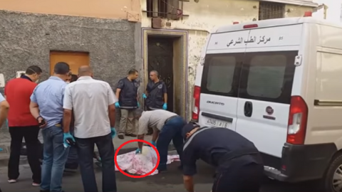 """العثور على أول مفاتيح لغز جثة """"المرأة المحروقة"""" في الدار البيضاء (+فيديو)"""