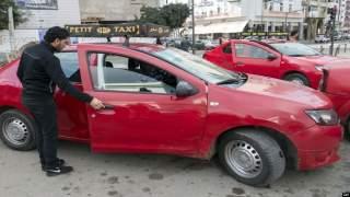 استنفار كبير في البيضاء بعد سرقة سيارة أجرة صغيرة