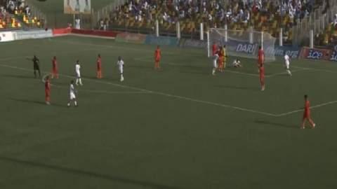 هدف رائع لمحمد الناهيري ضد نواذيبو الموريتاني (فيديو)