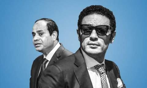 عملاء المخابرات المصرية يتوجهون إلى اسبانيا لرصد الفنان الذي قض مضجع السيسي