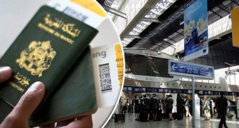 مطار البيضاء..منطقة مراقبة جديدة عند الوصول خاصة بالمغاربة