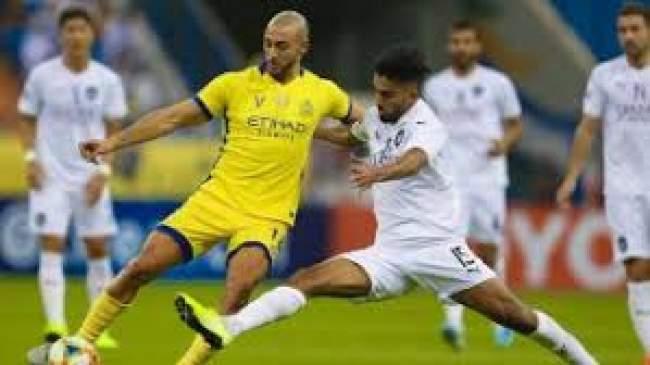 دوري أبطال آسيا: السد القطري يقلب خسارته ذهابا ويبلغ نصف النهائي على حساب النصر السعودي