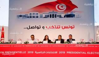 سعيًد والقروي يتقدمان .. اليوم الإعلان عن النتائج الأولية للانتخبات الرئاسية في تونس