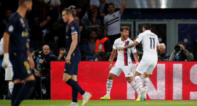 سان جيرمان يفترس ريال مدريد بثلاثية في دوري أبطال أوروبا