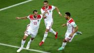 المغرب يتقدم في تصنيف الفيفا