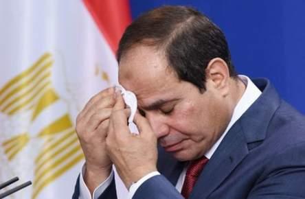 الرئيس المصري السيسي يشهد أخطر أزمة تهدد سلطته
