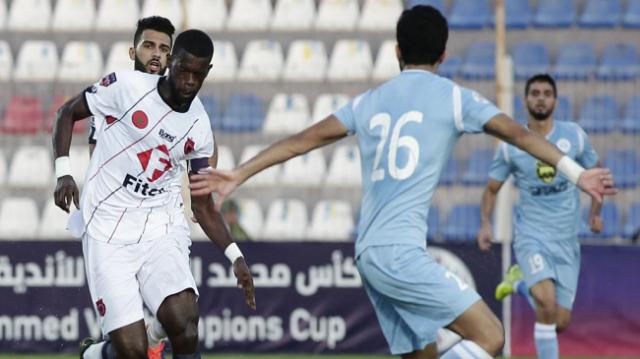 النيران الصديقة تحرم أولمبيك آسفي من الفوز على الرفاع البحريني