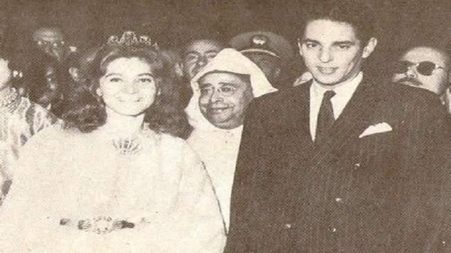 بالفيديو..ظهور نادر لشقيقة أرملة الأمير مولاي عبد الله والدة الوليد بن طلال