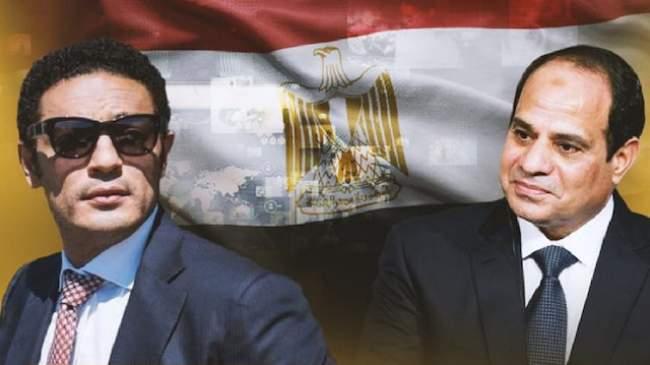 اشتباكات واحتجاجات في مصر ضد السيسي والأمن يتدخل