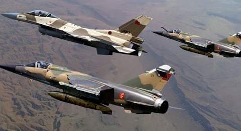 مصر تتصدر أقوى الجيوش العربية في الجو2019 .. اليكم ترتيب المغرب