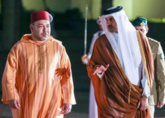 مستجد حول العلاقات بين المغرب وقطر