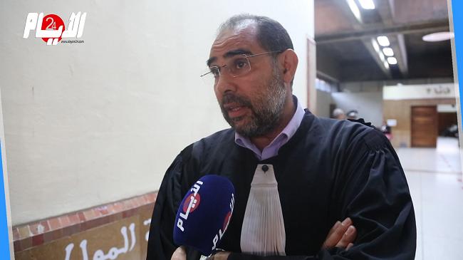 المروري عن بوعشرين: العقوبة أهون من أن يخسر التضامن الشعبي والجماهيري الذي يحظى به