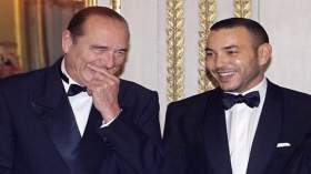 """جاك شيراك المغربي.. """"جاك العلوي"""" يفتي في الإرث ويقيم في """"قصر الجن"""""""