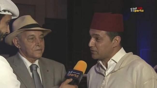 """طلال: تمنيت أن نواجه الترجي التونسي وبدون """"VAR"""""""