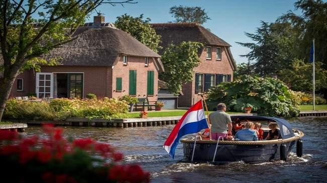 من الآن فصاعدا..لن تكون هناك دولة اسمها هولندا !