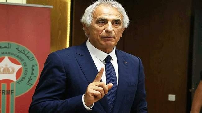 خليلوزيتش في ورطة قبل وديتي ليبيا والغابون