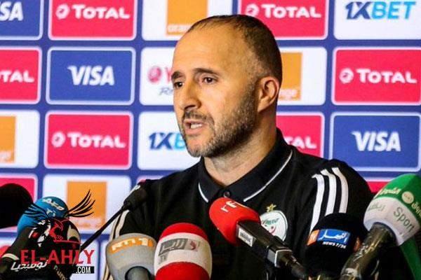 """جمال بلماضي معلقا على مباراة المغرب والجزائر: كنت في ملعب البليدة أمس شعرت بالخجل"""""""
