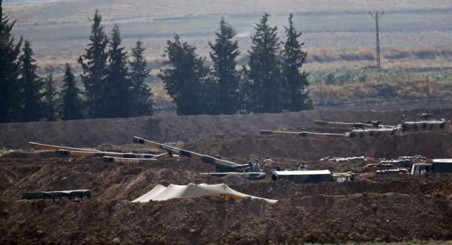 أردوغان يعلن عن بدء العملية العسكرية التركية في سوريا