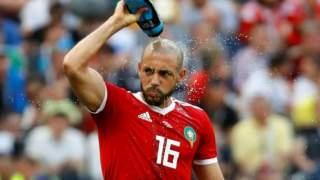 حصري.. نورالدين امرابط يظهر في إشهار على التلفزة المغربية قريبا!