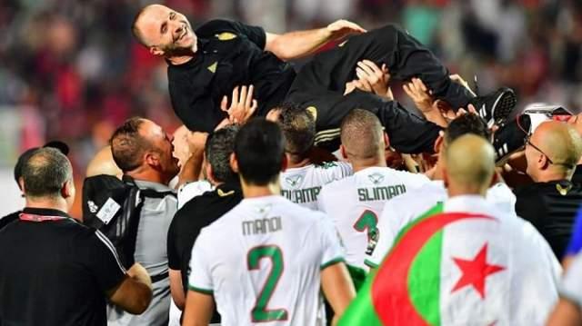 استدعاء 23 لاعبا جزائريا لمواجهة المغرب الفاصلة وبلماضي سيتوجه إلى بركان