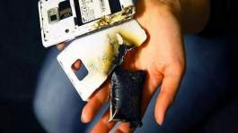 ابتكار بطارية غير قابلة للاحتراق قد تضع حدا لانفجار الهواتف