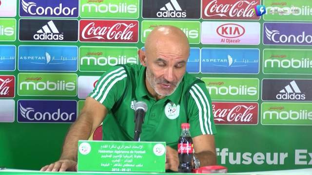 الجزائرتقيل مدرب المحليين بعد السقوط أمام المغرب