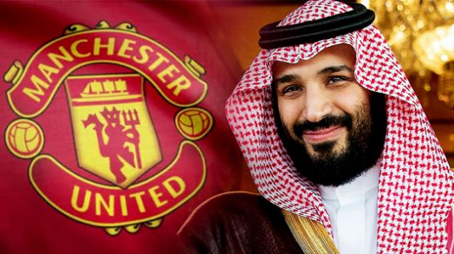 """مانشستر يونايتد يرد على عرض """"محمد بن سلمان"""" لشراء النادي"""