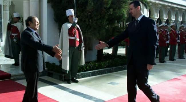 لهذه الأسباب تدعم الجزائر نظام بشار الأسد coobra.net