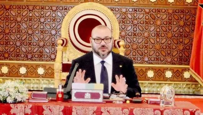 الملك يظهر بلوك جديد في آخر اجتماع وزاري للحكومة !