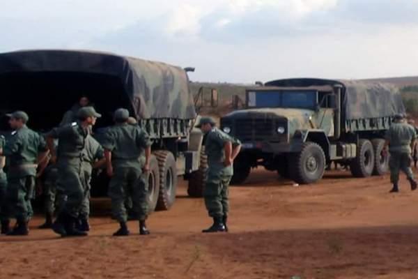 نتيجة بحث الصور عن مناورات الجيش المغربي