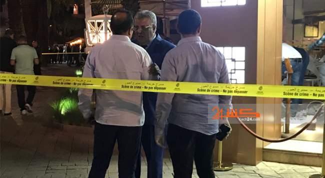 الهجوم المسلح على مقهى بمراكش ليس إرهابيا والحادث تصفية حسابات