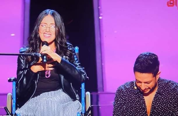 حماقي يدخل في نوبة بكاء بسبب موهبة مغربية (فيديو)